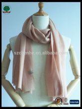 Fashion stylish cotton plaid print muffler scarf