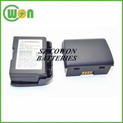 li-ion 7.2v 1800mah battery pack lithium battery for verifone 24016-01-r