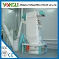 la automatización de alta alimentaciónanimal de pellets planta de proceso