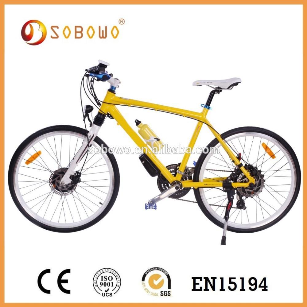 s20โลหะผสมอัลceอนุมัติ26นิ้วจักรยานไฟฟ้าไฮบริดยาง