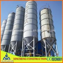 Bulk Powder Storage Silo, Welded Cement Silo 50T