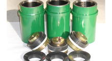 F1600 mud pump liner for chromium--plated in china