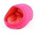 Sofá-cama de luxo para animais de estimação do cão camas, couro moderno sofá de canto da cama