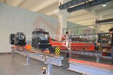 Siecc taglierina del plasma di ferro/acciaio in acciaio/alluminio/rame plasma di cnc macchina di taglio