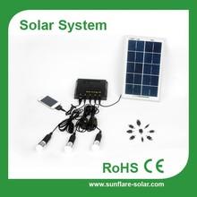 led rechareable solar lighting