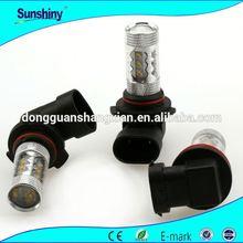 hot new 12v 24v 80w h7 led fog light for car fog light bulbs h7 direct buy china