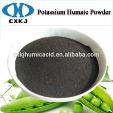 high fulvic acid potassium humate Organic Fertilizer