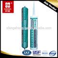 Alta qualidade de superfície de secagem tempo< 3h silicone selante aplicador