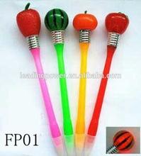 led pen / light pen / fruit pen vegetable pen