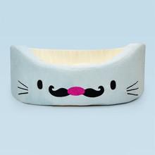 Soft & Cute Cat Shaped Pet Bed cat heating mat pet products