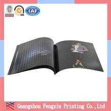 Advanced Factory Equipments 2012 Fashion Magazine Printing