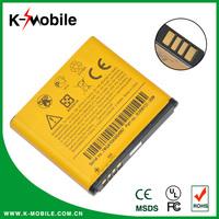 Mobile Phone Batteria BB92100 HTC HD Mini T5555 BA S430 Gartia A9191 Google G9 Aria A6380