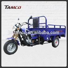 Hot T150ZH-CM eec cargo three wheel motorcycle for sale