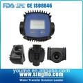 Bateria medidor de água eletrônico / medidor de água eletrônico / leite medidor de fluxo