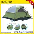 Oem 2-10 persona a prueba de agua de china pop up tienda de campaña militar de camping al aire libre equipos para la venta