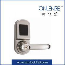 Electronic RF security card door locks system hotel lock management