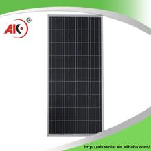 2015 Hot selling products price per watt solar panel 150w