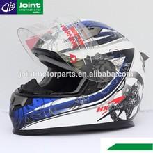 ECE And ABS Motorcycle Full Face Helmet Motorcycle Helmet