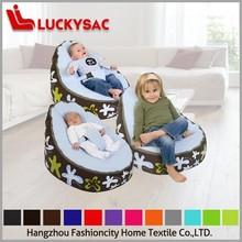 2015 New Designed Printed Bean Bag Chair/ 100% Colour Customized Baby Bean bag / Smooth Comfortable Baby Bean Bag Chair