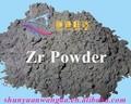 De alta calidad 98% micron polvo de circonio