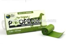 NEW Dogs Poo Eco Friendly Green Dog Poop Scoop Bags