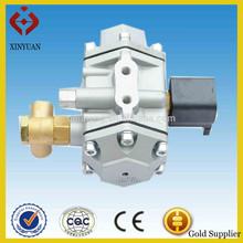 CNG gas multi point injection sequential reducer/regulator for V4, V6, V8