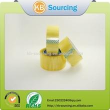 Plastic adhesive tape of bopp packing tape