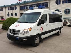 2015 New ICU ambulance