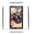 Großhandel 6,5 zoll mtk6572 3g tablet pc-sim-karte mit telefon-gespräche Funktion