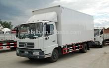 Dongfeng DFL5140XXYB1 4x2 van cargo truck