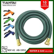 3/4FT traditional elastic garden hose roll up reel