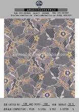 polyamide/nylon spandex lace fabric