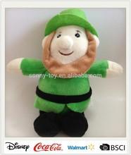 Ireland St. Patrick's Day 100th sales realistic dolls plush toys