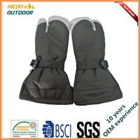 New design waterproof ski heated gloves