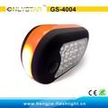 Gs-4004 en plastique ABS 27 led promotionnel aimant lampe torche avec crochet