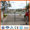 porta de deslizamento driveway portão de ferro ornamentais