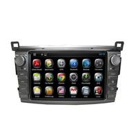 Cortex A9 Quad Core 3G WIFI Touch Screen Pure 2 Din Car DVD Rav4