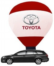 Cold air Balloon advertising inflatable balloon for promotion,event, show, openning
