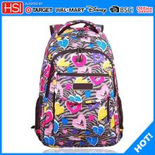 Scuola sacchetto che fa materiale, zaino a buon mercato, sacchetto di scuola custom