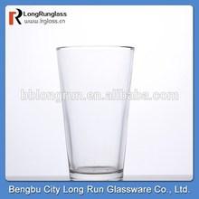 LongRun 2015 Exquisite Hand Blown Glasses Beer Pub Bar small Pint glass