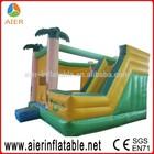 jungle bouncy castle inflatable, cheap bouncy castle, outdoor bouncy castle