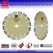 Sinter Diamond Concrete Saw Blade For Hand-held Machine