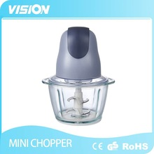 WX-308 1.0L Multi-function electric mini food chopper