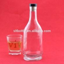 long neck glass bottle for mojito bottle white glass bottle