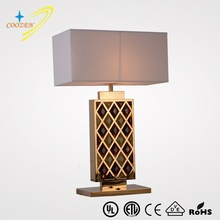 GZ60006-1T table light for bedroom decoration creative china lighting Table Lighting for Wedding indoor modern Fabric Lamp