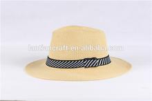 fashion straw promotion hat fedora
