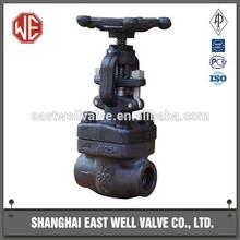 Shanghai Industry hot oil globe valve
