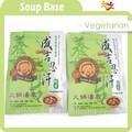 Cuidado de la salud base de sopa de alimento complementario/ajo chino de beneficio