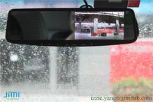 Car gps navigation Android Bluetooth 3G WIFI DVR auto dim rearview mirror, car reversing camera kits