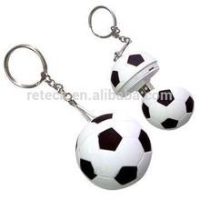 low price wholesale 8gb usb stick football with keychain